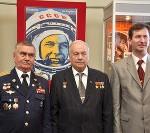 космонавт в Краснодаре 14.04.2011-1