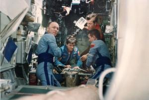 неформальное - байки - фартук для космонавта 1