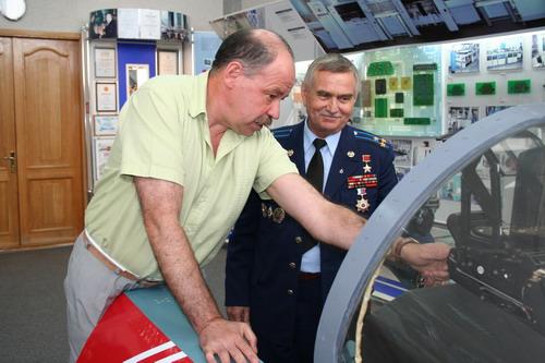 визит в ОАО ЭЛАРА - 10.08.2007